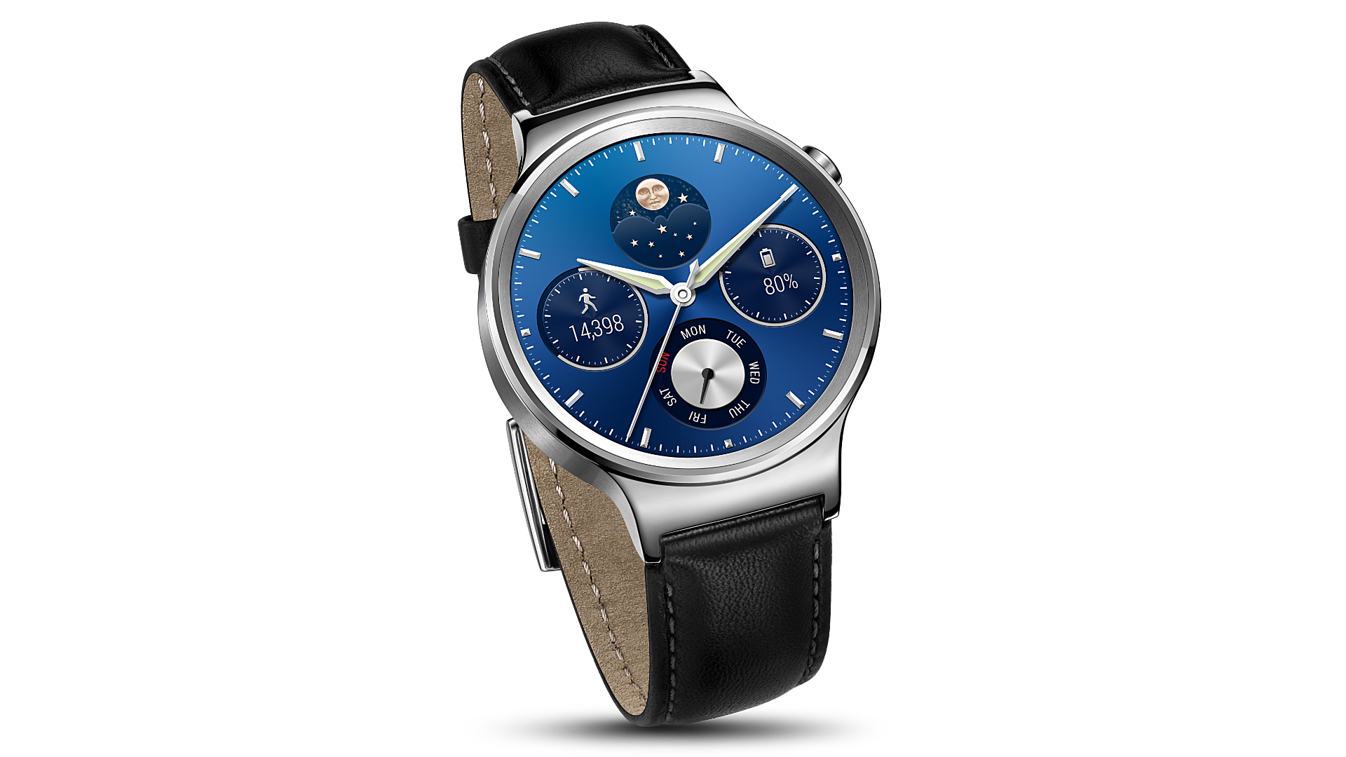 Up and Coming: Huawei Watch and Future-Forward Fashion